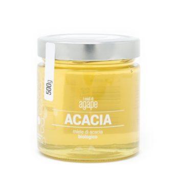 Miele di Acacia Biologico 500g