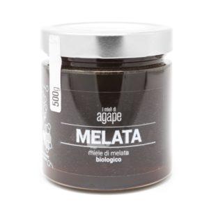 Miele biologico melata agape 500g