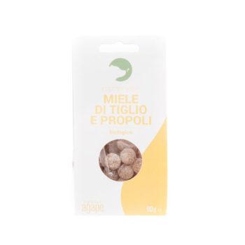 Caramelle Propoli e Miele di Tiglio Bio 90g